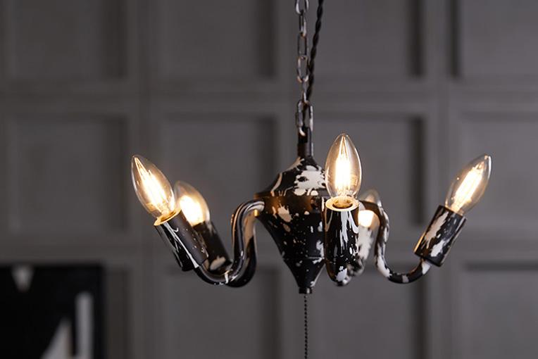 ゴス系家具ランプ2
